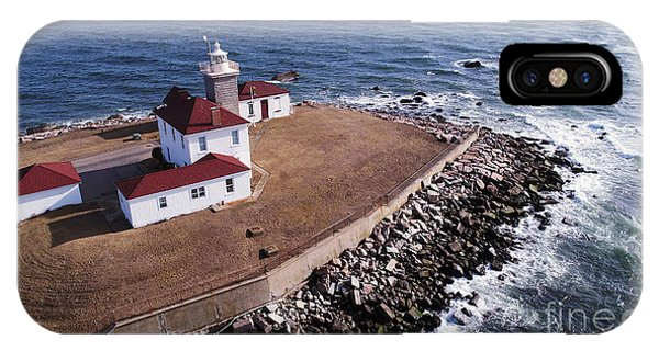 Watch Hill Lighhouse IPhone Case