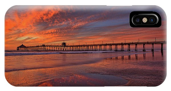 Watch More Sunsets Than Netflix IPhone Case