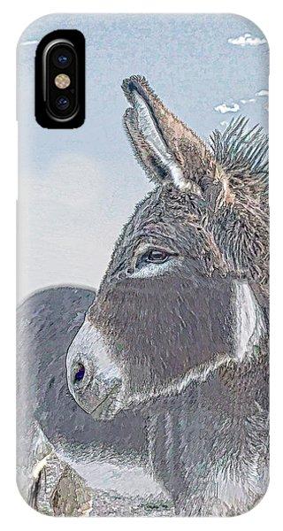 Watchful Gaze IPhone Case