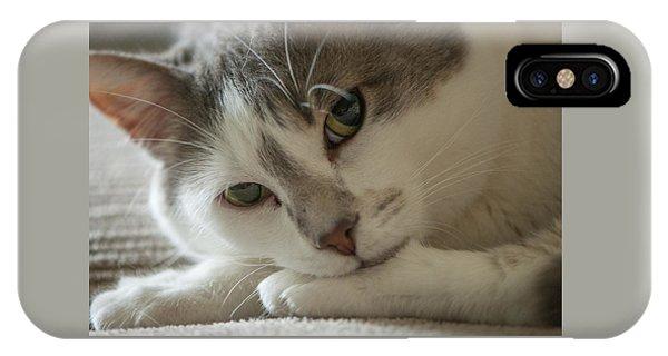Watching Me, Watching You IPhone Case