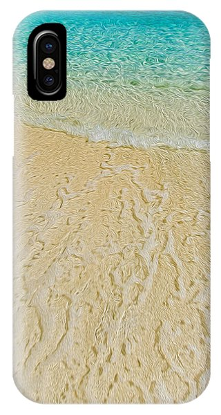 Water Abstract 1 IPhone Case