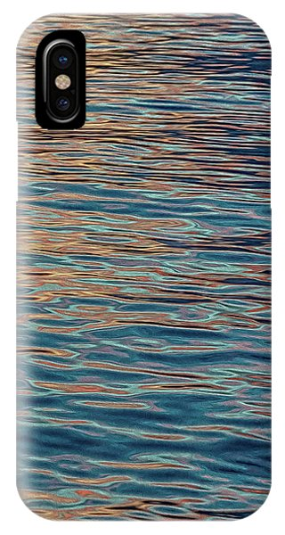 Water Abstract 2 IPhone Case