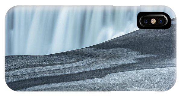 IPhone Case featuring the photograph Water And Ash by Dustin LeFevre