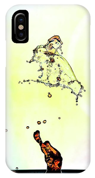 Water Drop #10 IPhone Case