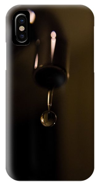 Water Droplet IPhone Case