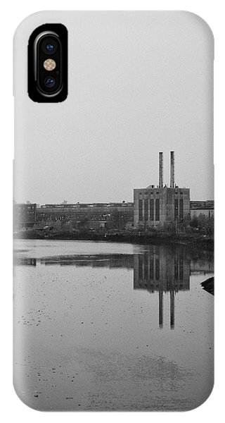 Water Factory IPhone Case