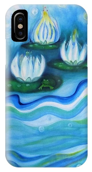 Water Garden IPhone Case