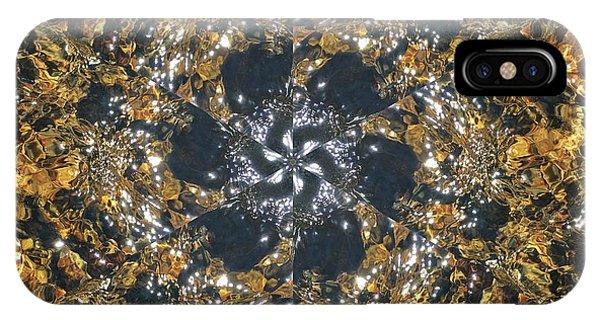 iPhone Case - Water Glimmer 6 by Derek Gedney