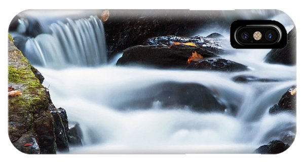 Water Like Mist IPhone Case