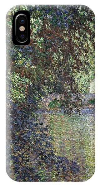 Water Mill At Limetz IPhone Case