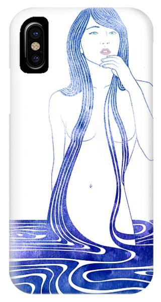 Water Nymph C IPhone Case