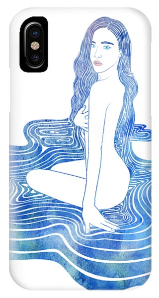 Water Nymph Cii IPhone Case