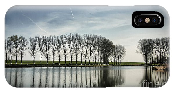 Water Reflection IPhone Case