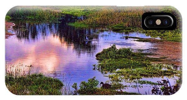 Water Scene Beauty 3 IPhone Case