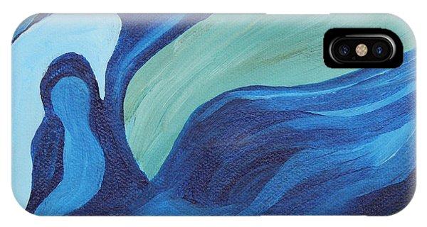 Water Spirit IPhone Case
