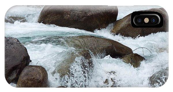 Water Spirits I IPhone Case