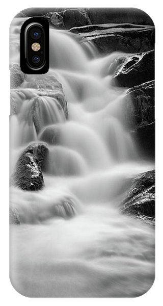 water stair in Ilsetal, Harz IPhone Case