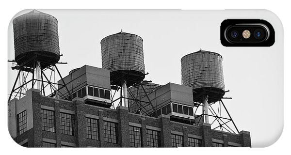 Water Towers IPhone Case