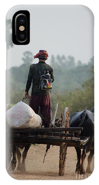 Waterbuffalo Driver With Angry Birds Tote Bag IPhone Case