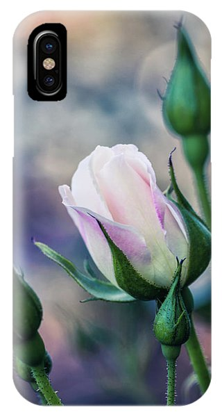 Watercolor Rose IPhone Case