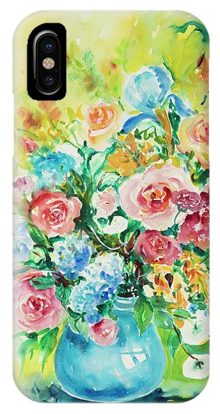 Watercolor Series 120 IPhone Case