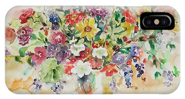 Watercolor Series 33 IPhone Case
