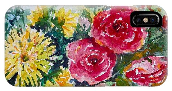 Watercolor Series No. 212 IPhone Case