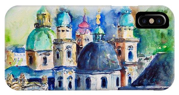 Watercolor Series No. 247 IPhone Case