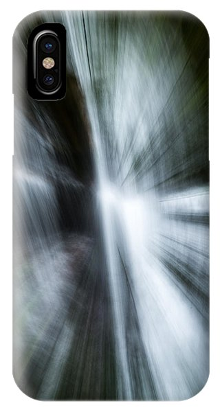 Waterfall Abstract IPhone Case