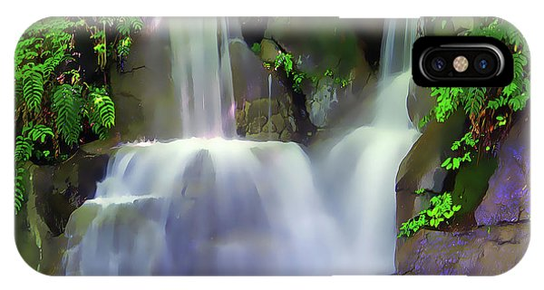 iPhone Case - Waterfall by Harry Warrick