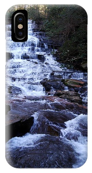 Waterfall In Georgia IPhone Case