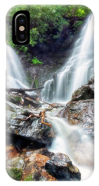 Waterfall Silence IPhone Case