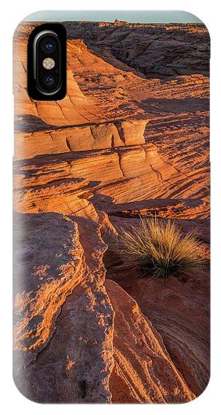 Waterhole Canyon Sunset Vista IPhone Case