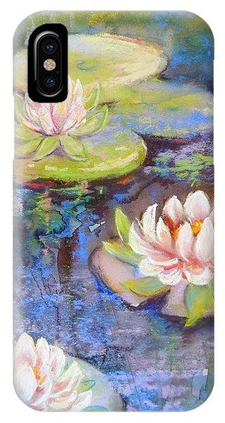 Waterlillies IPhone Case