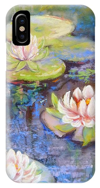 Waterlillies IPhone Case