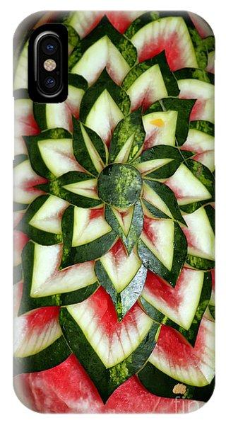 Watermelon Art IPhone Case