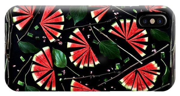 Watermelon Fans IPhone Case