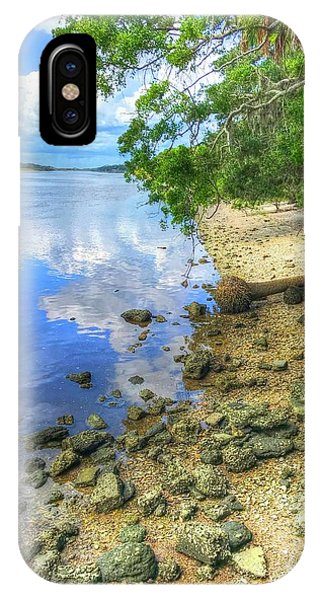 iPhone Case - Water's Edge by Debbi Granruth