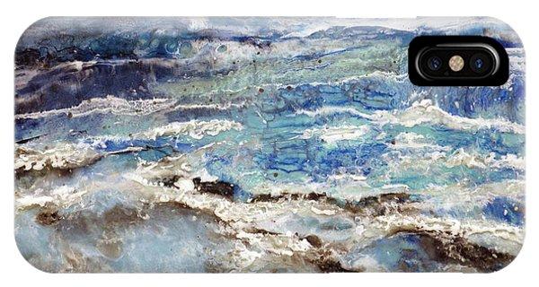Water's Edge IIi IPhone Case