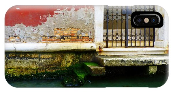 Water's Edge In Venice IPhone Case