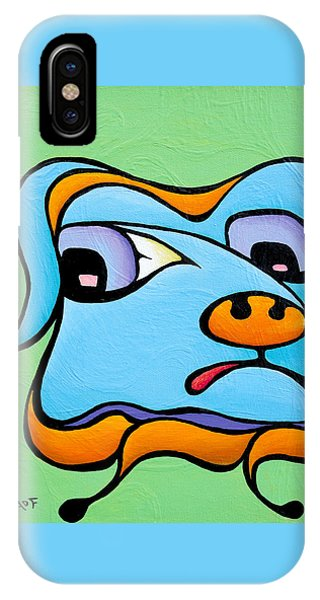 Watery Walter IPhone Case