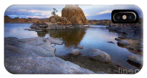 Watson Lake Arizona 14 IPhone Case