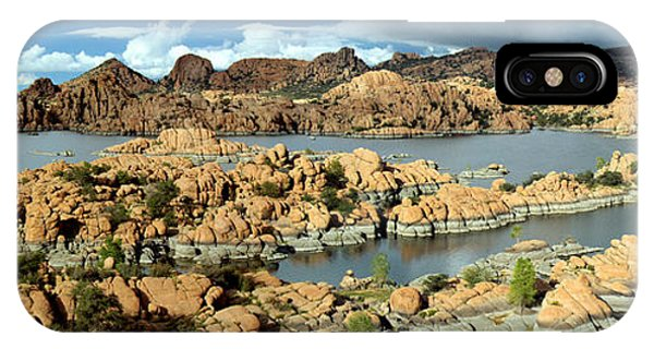 Watson Lake Arizona IPhone Case