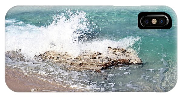 Gentle Wave In Bimini IPhone Case