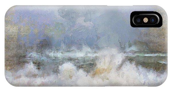 Wave Fantasy IPhone Case