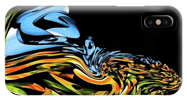 Wave Of Colors IPhone Case