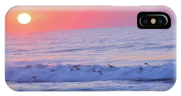 Wave Of Gratitude Nature Art IPhone Case