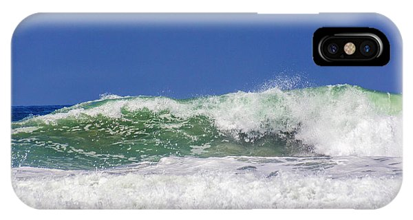 Wave Rolling To The Beach IPhone Case