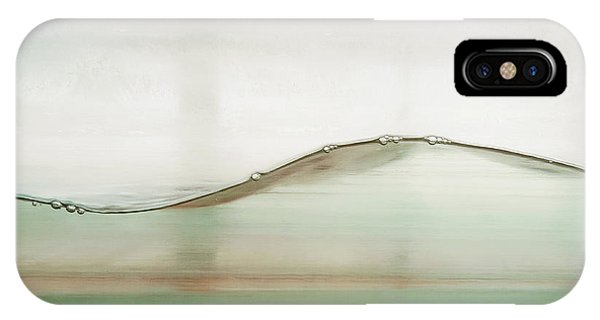 Water iPhone Case - Wave by Scott Norris