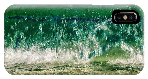 Tidal iPhone Case - Wave by Stelios Kleanthous
